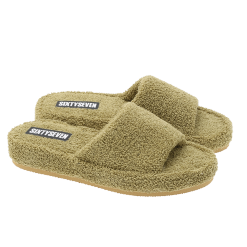 Sixtyseven - Towel slipper beige