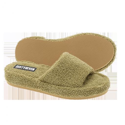Sixtyseven - Towel slipper beige