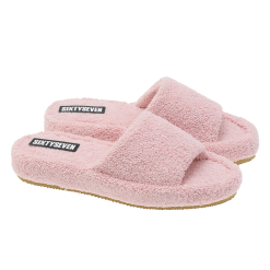 Sixtyseven - Towel slipper rosa