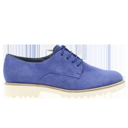 Tamaris - Grunge shoe kongeblå